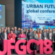 IONICA bei der Urban Future Global Conferene