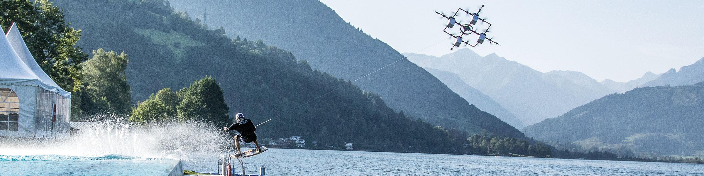 Drohnenstunt IONICA