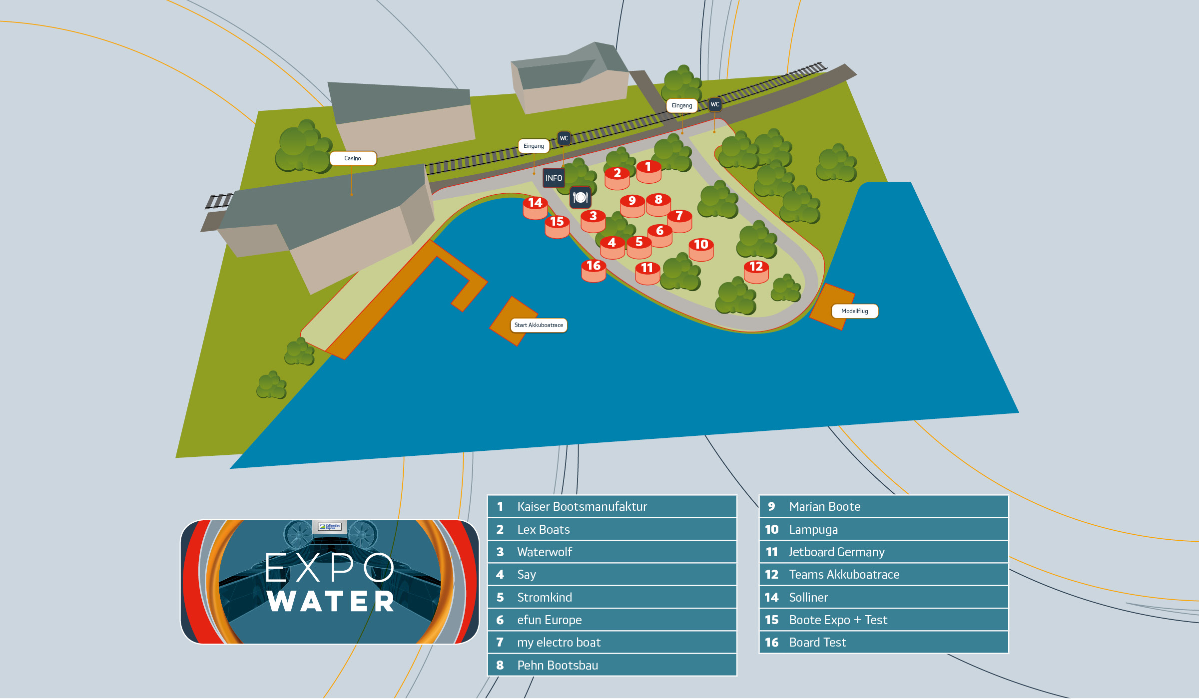 IONICA Expo Plan Water