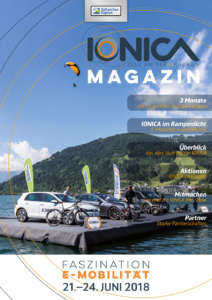 IONICA Magazin Titel
