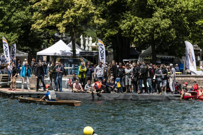 IONICA Action Akkuboat Race